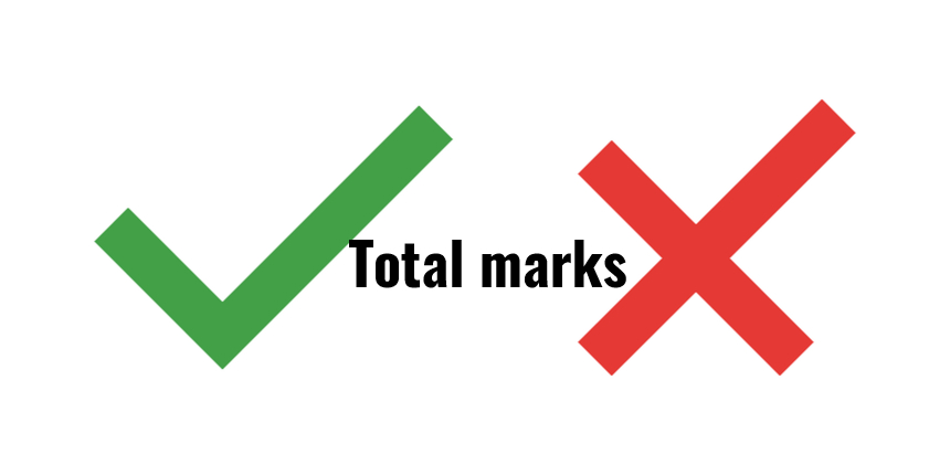 NEET 2021 Total Marks and Exam Passing Marks by NTA